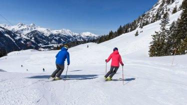 Skifahren in Grän, © TVB Tannheimer Tal / Ehn Wolfgang