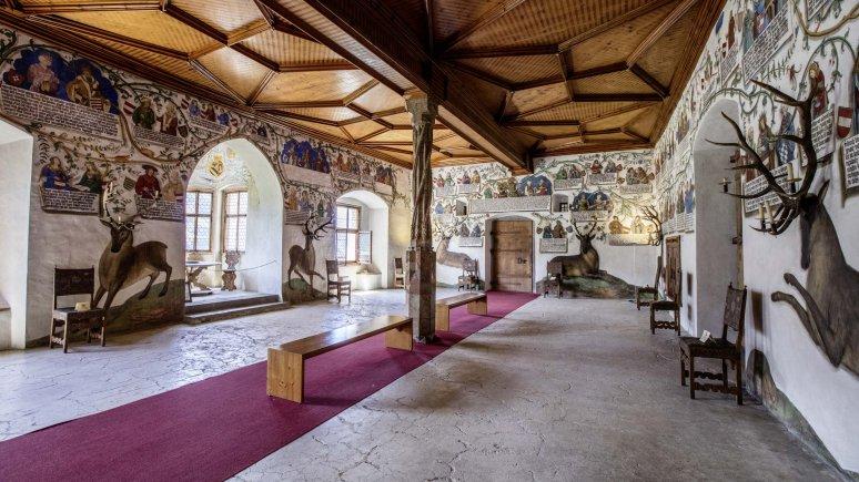 , © Schloss Tratzberg
