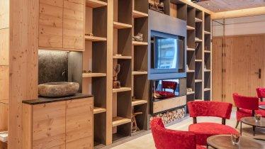 Eingangsbereich - Lounge