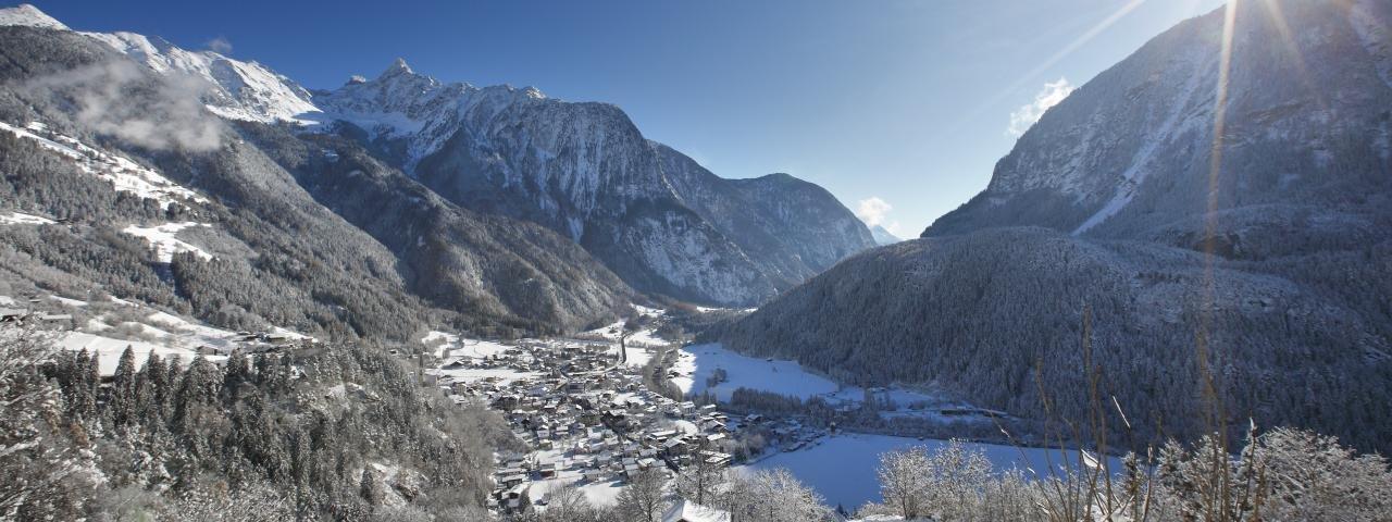 Oetz im Winter, © Ötztal Tourismus/Anton Klocker