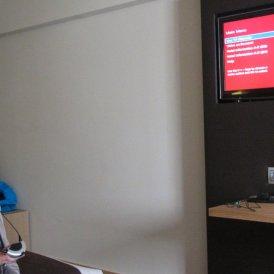 Barrierefreies Hotelzimmer für Gehörlose und Schwerhörige