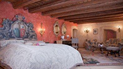 Doppelzimmer Superior Türndl, © Boutique Hotel Schloss Matzen