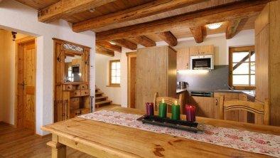 Küche Chalet 2