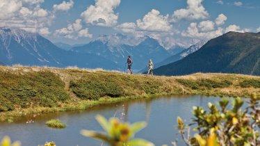 Wandern am Venet, © Archiv TVB TirolWest/Daniel Zangerl
