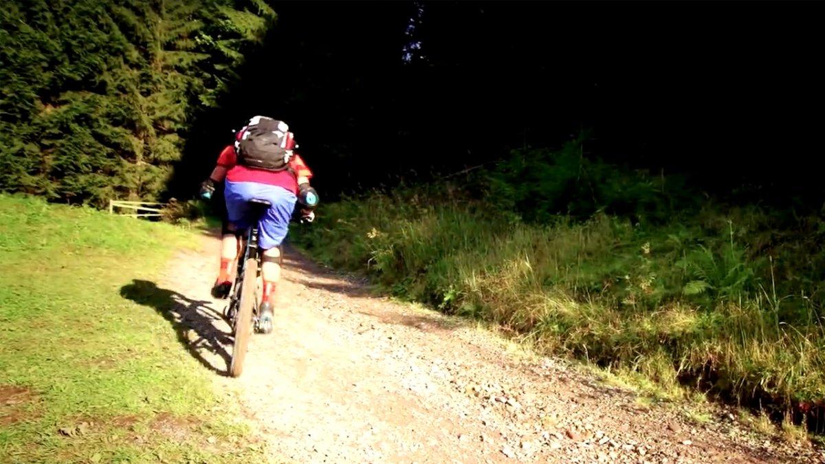 MTB Fahrtechnik Training (4): Mountainbike Bergauffahren