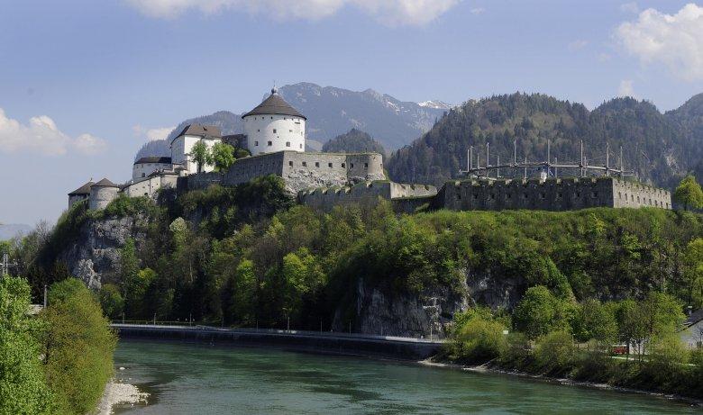 Ein Veranstaltungsort mit Geschichte, die Festung in Kufstein.