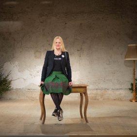 Bernadette Abendstein, Mitbegründerin der Steudltenn, © Tirol Werbung/Bert Heinzlmeier