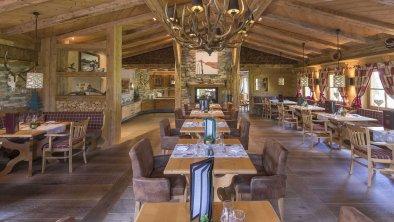 Alm Restaurant, © Wanderhotels Udo Bernhardt