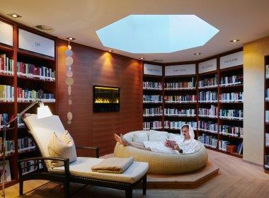 Die Bibliothek im Juffing ist ein Paradies für Leseratten.
