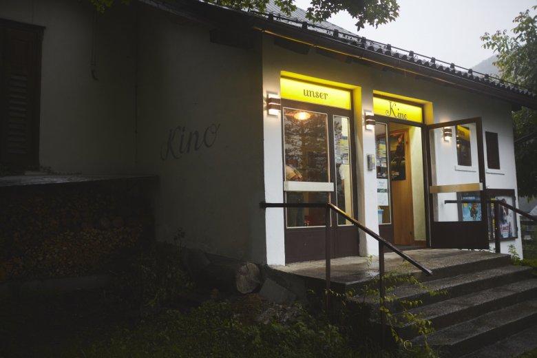 Das älteste Kino Tirols befindet sich in der 4.250 Einwohner kleinen Gemeinde Fulpmes.