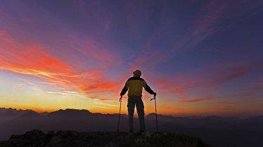 Sonnenaufgang auf der Gratlspitz, © Alpbachtal Seenland Tourismus / Vorhofer Christian