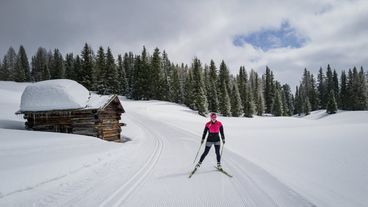 Langlaufen in Osttirol, © Tirol Werbung/Philipp Reiter