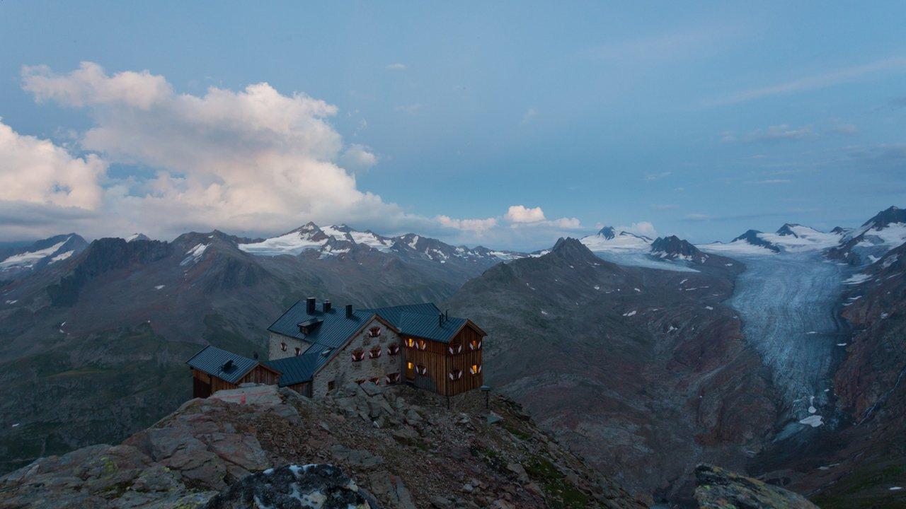 Ramolhaus in den Ötztaler Alpen, © Tirol Werbung/W9 STUDIOS