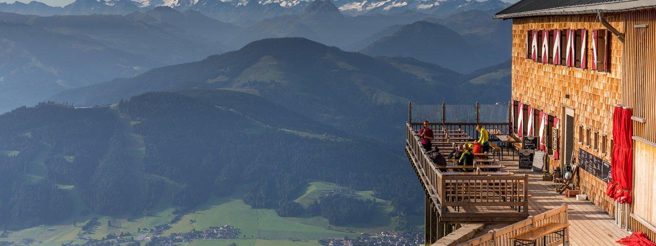 Blick von der Terrasse der Gruttenhütte, © Ralf Gantzhorn