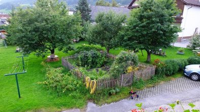 Damelerhof Stubaital Garten