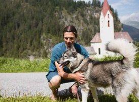 Tirol für Hund und Herrchen, © Tirol Werbung / Heinzlmeier Bert