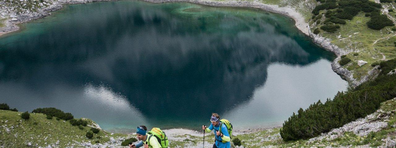 Drachensee, © Tirol Werbung / Hans Herbig