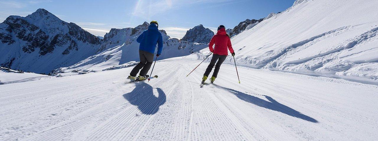Skigebiet Nesselwängle, © Tannheimer Tal