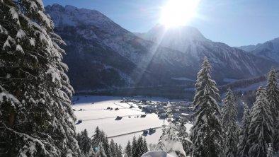 Wintercamping Lechtal, © M. Reich