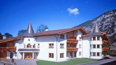 Appartementhaus Alpenrose - Außenansicht Sommer