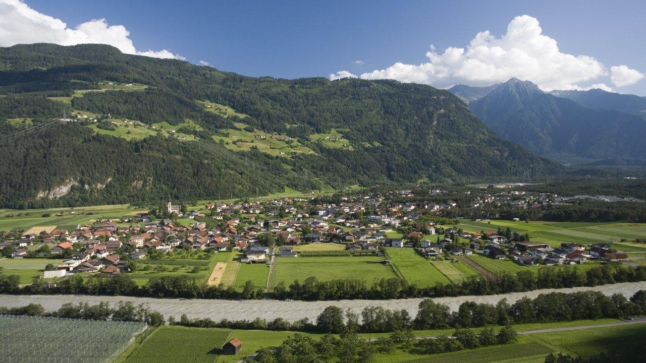 Haiming im Sommer, © Ötztal Tourismus/Bernd Ritschel