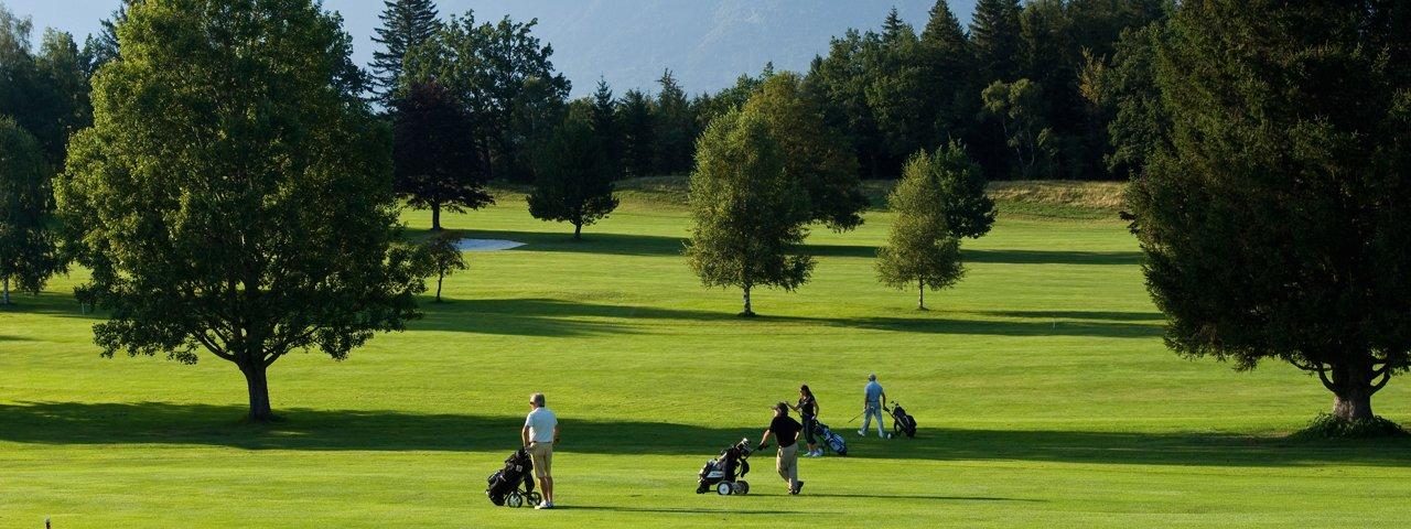 Golfclub Innsbruck-Igls/Lans, © Clemens Ascher