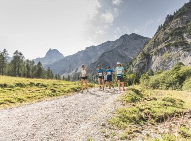 Karwendelmarsch Foto: Achensee Tourismus