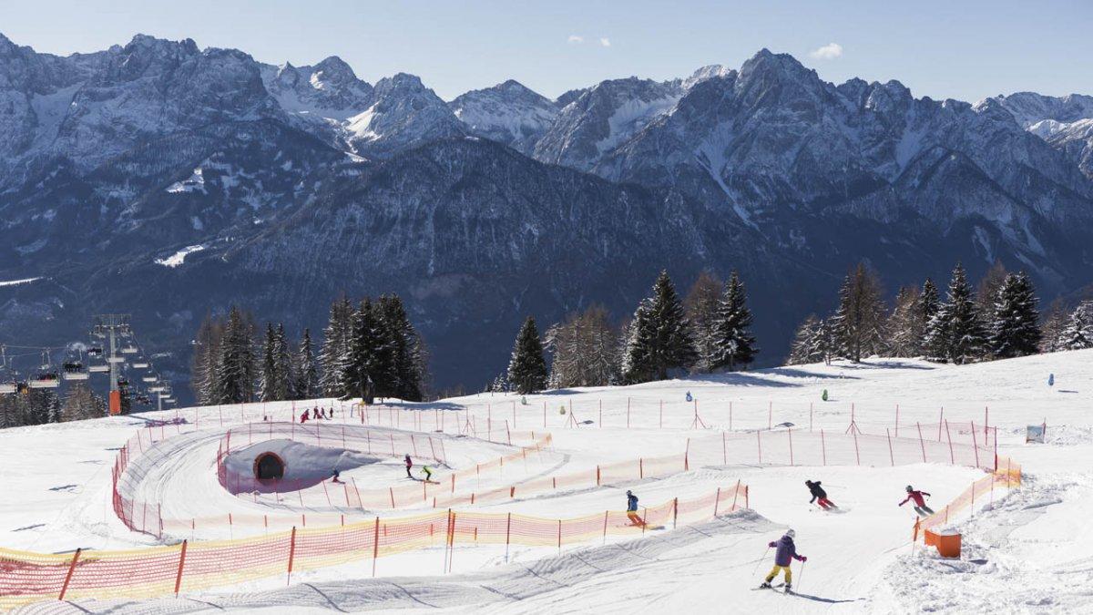 Familienskiurlaub in Osttirol, © TVB Osttirol