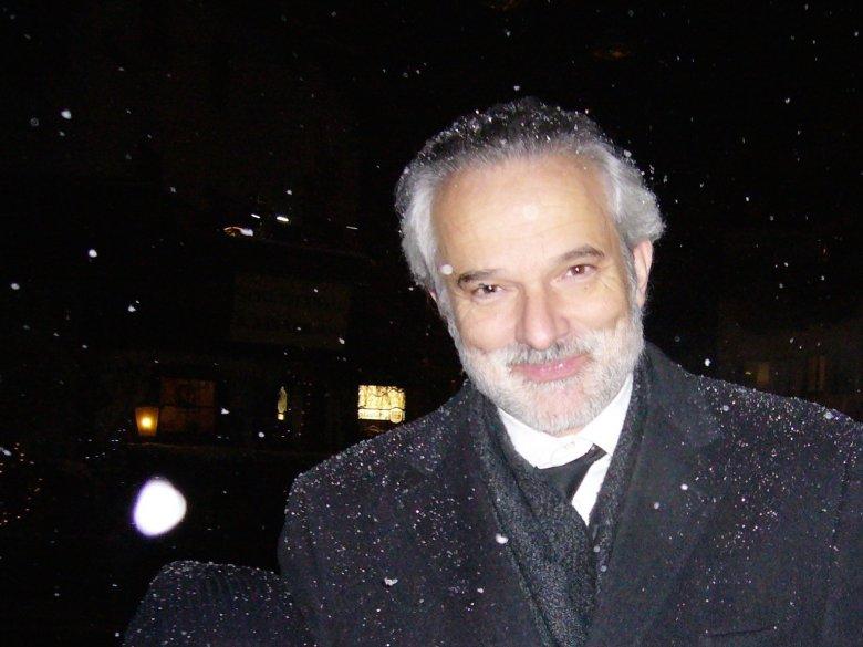 Chorleiter Johannes Stecher
