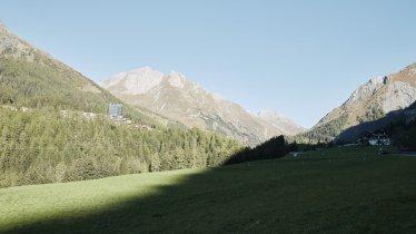 Blick auf Kals am Großglockner, © Tirol Werbung/David Schreyer