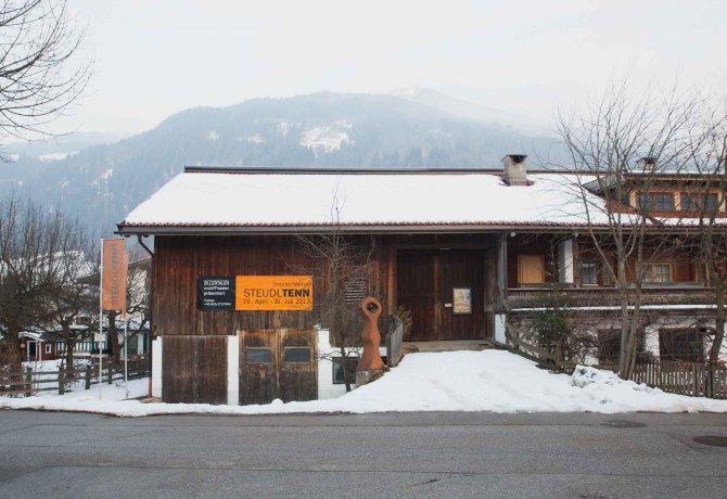 Die Steudltenn in Uderns, © Tirol Werbung/Bert Heinzlmeier