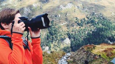 Beim Fotoworkshop für Fortgeschrittene im Nationalpark Hohe Tauern steht das Geschichtenerzählen im Mittelpunkt, © Patrice Kunte