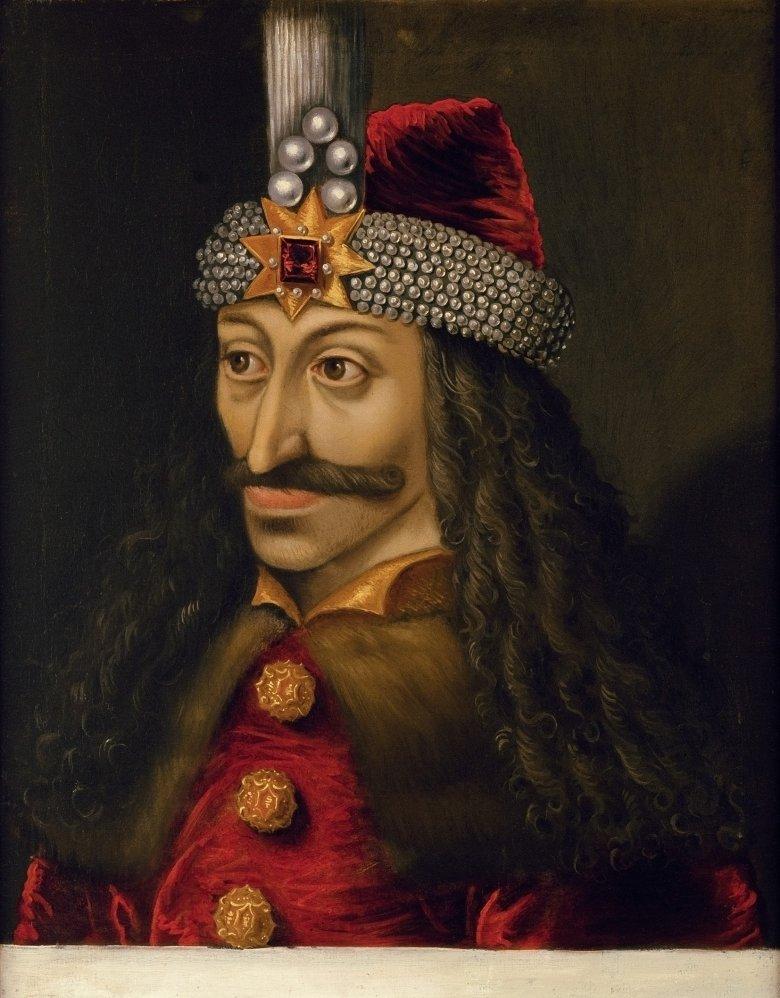 "Vlad III. Tepes (""Pfähler""), 1430-1477. Das Porträt ist im Schloss Ambras in Innsbruck zu sehen. (Foto: KHM Museumsverband)                      , © KHM Museumsverband"