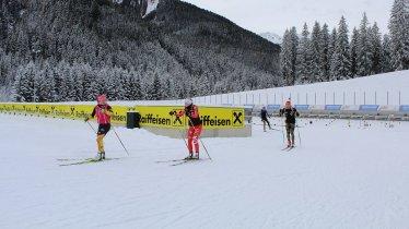 Langlauf- und Biathlonzentrum Obertilliach, © TVB Osttirol