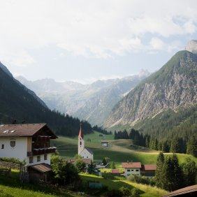 Gramais, Österreichs kleinste Gemeinde mit rund 50 Einwohnern, © Tirol Werbung/Bert Heinzlmeier