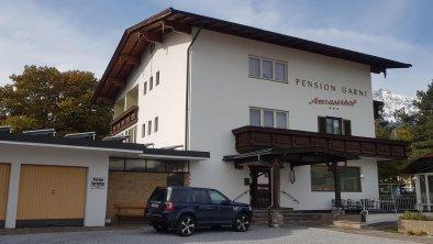 Pension Amraserhof Aussenansicht