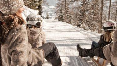 Rodelbahn-Brettlalm, © TVB Tiroler Zugspitzarena/U. Wiesmeier