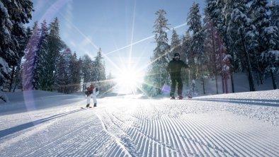 Skifahren in Seefeld, © Olympiaregion Seefeld, Burnz Neuner