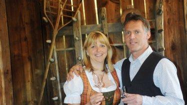 Magdalena & Friedrich Webhofer, © Agrarmarketing Tirol