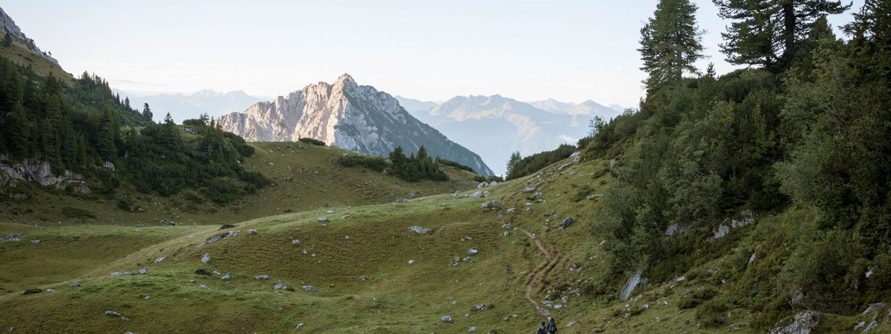 Adlerweg-Etappe 6: Brandenberger Alpen, © Tirol Werbung/Jens Schwarz
