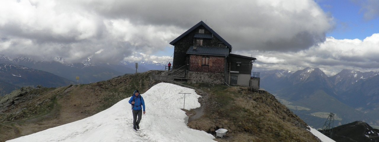 Kellerjochhütte, © Tirol Werbung