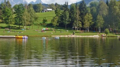 Badesee, Lauchsee  Fieberbrunn in Tirol, © Schwaiger Manfred