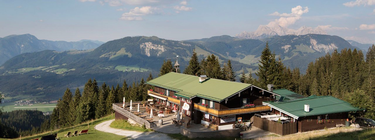Angerer Alm, © Tirol Werbung / Frank Bauer