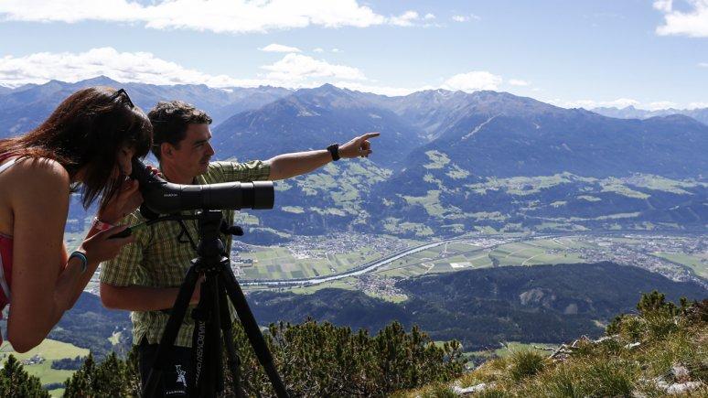 Nature Watch im Naturpark Karwendel, © Region Hall-Wattens