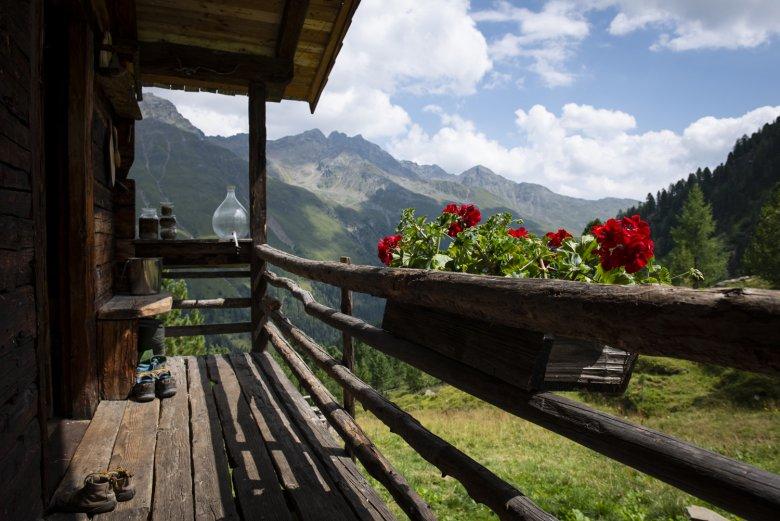 Für einen Sommer auf der Alm in Osttirol.