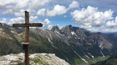 Gipfel der Garklerin, © Tirol Werbung/Jannis Braun