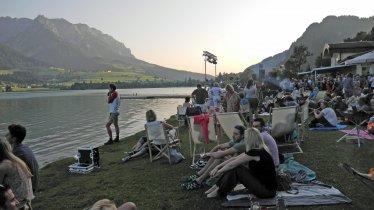 Kaiserwinkl Sommernachtstraum am Walchsee, © TVB Kaiserwinkl