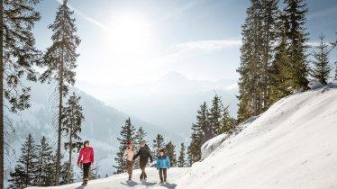 Winterwandern am Mutzkopf, © Rudi Wyhlidal
