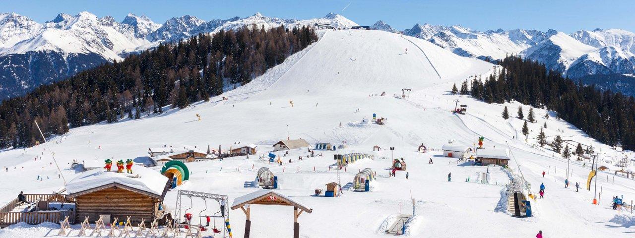 Skifahren in Serfaus, © Tirol Werbung/Robert Pupeter