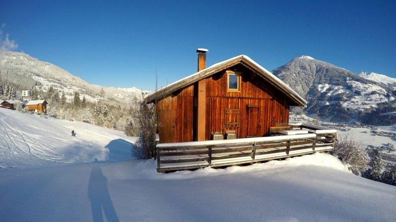 Wildhütte im Zillertal, © Chalets & Apartments Wachterhof